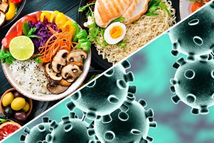 نکات مهم تغذیه ای  برای پیشگیری و کمک به  درمان مبتلایان به  ویروس کرونا